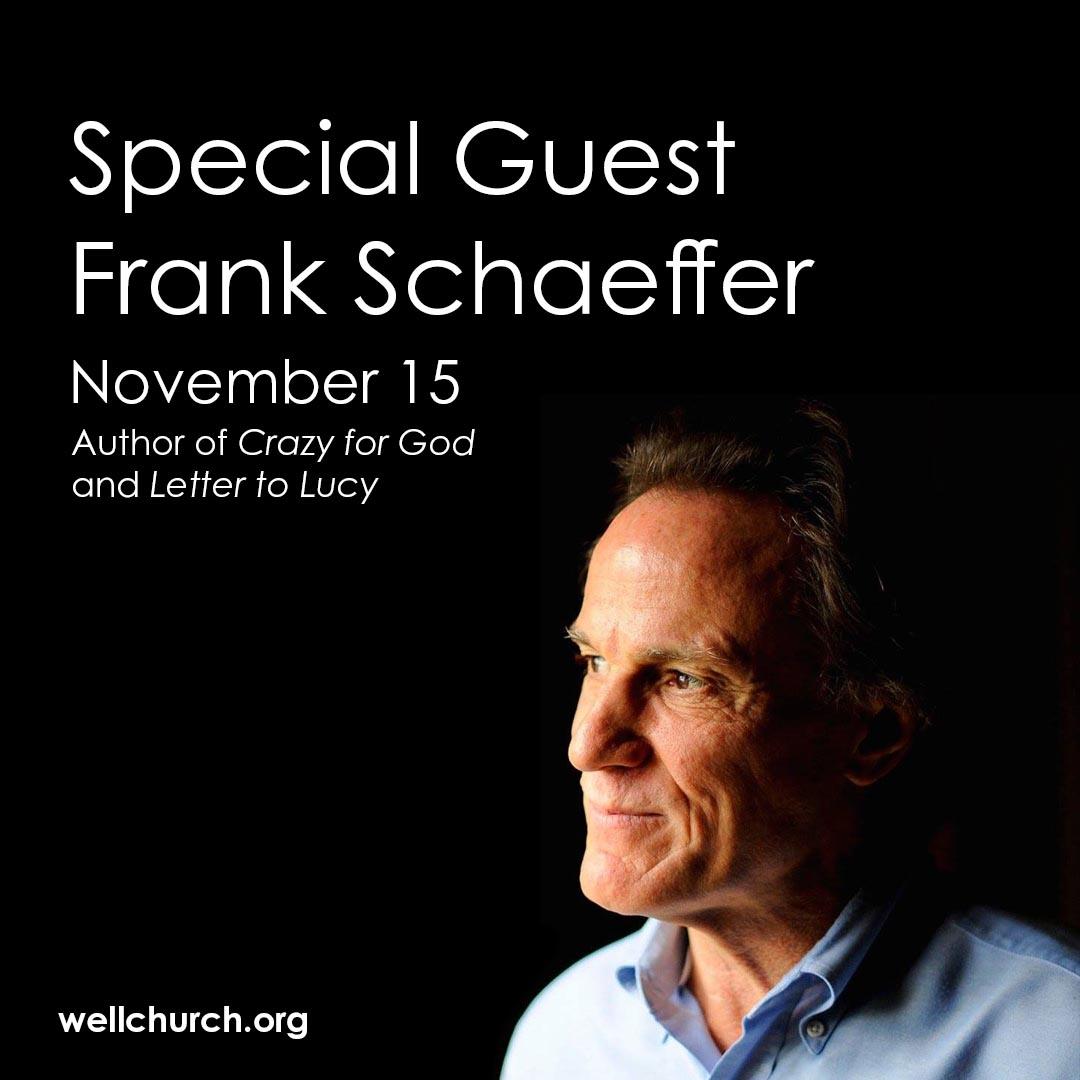 2020 Clarity: Special Guest Frank Schaeffer