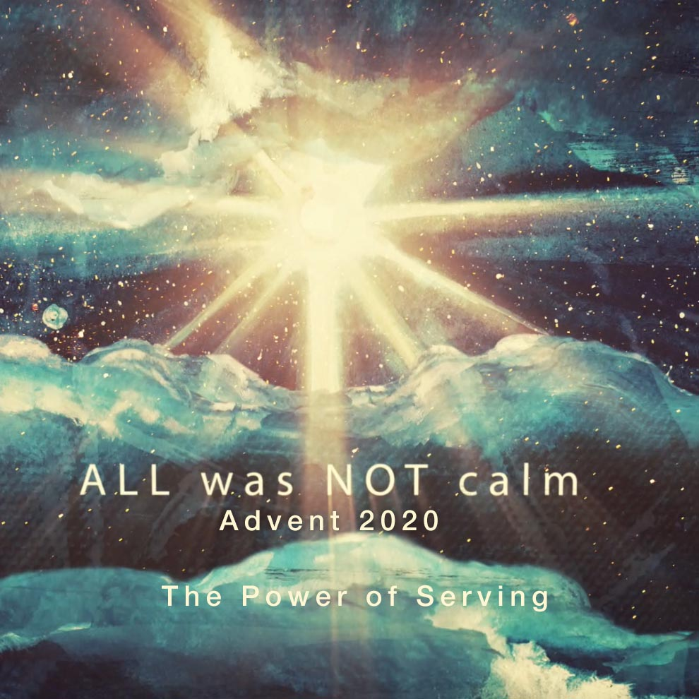 All Was Not Calm: The Power of Serving