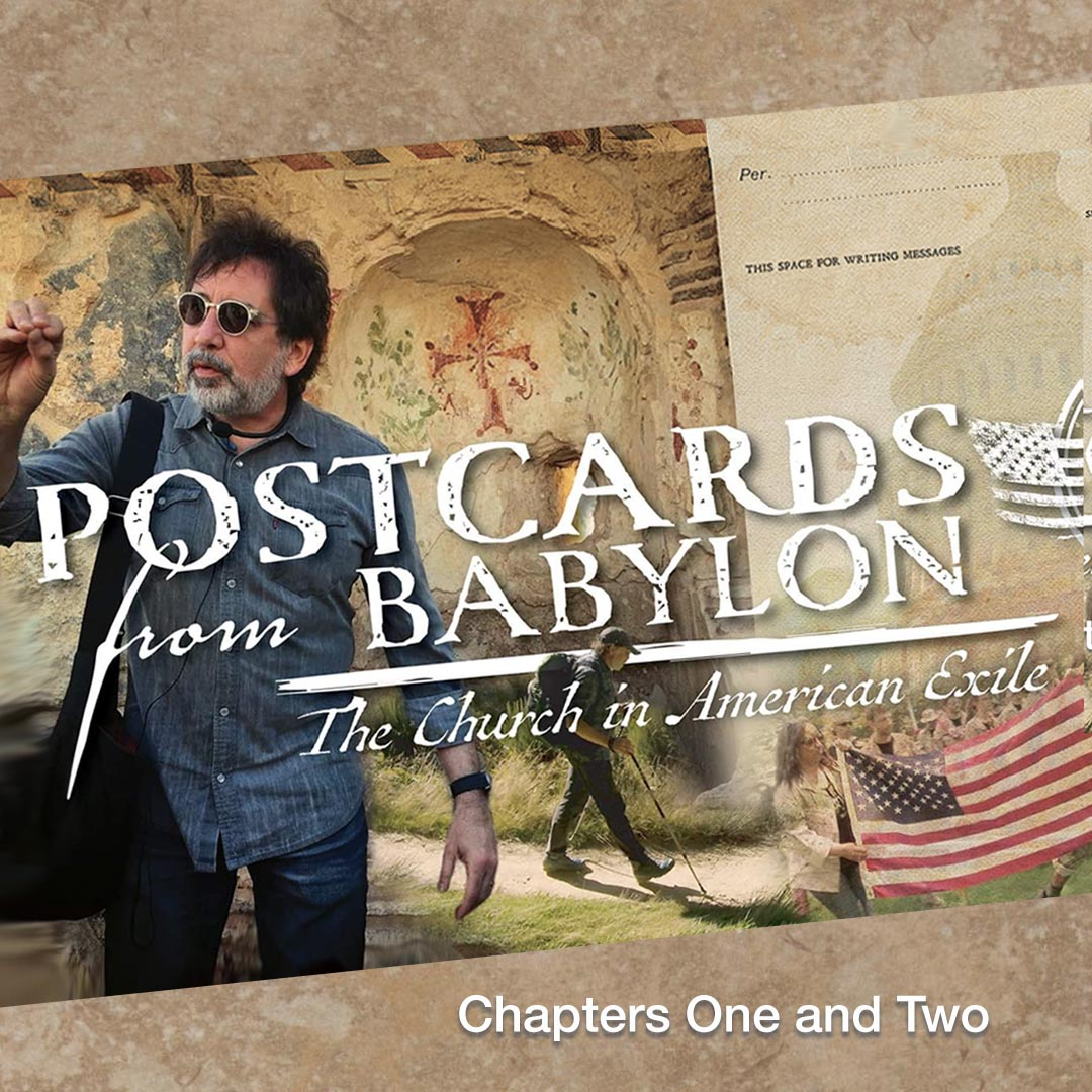 Postcards from Babylon: Chapters One and Two