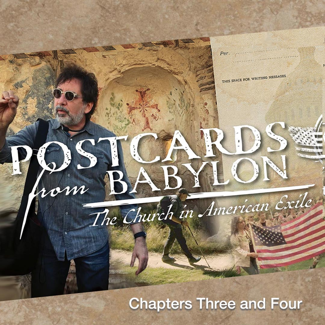 Postcards from Babylon: Chapters Three and Four
