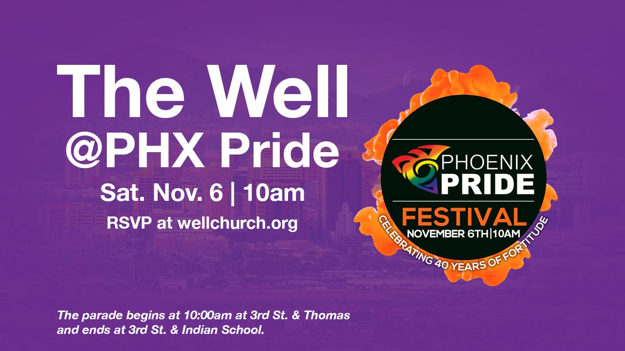 The Well at PHX Pride